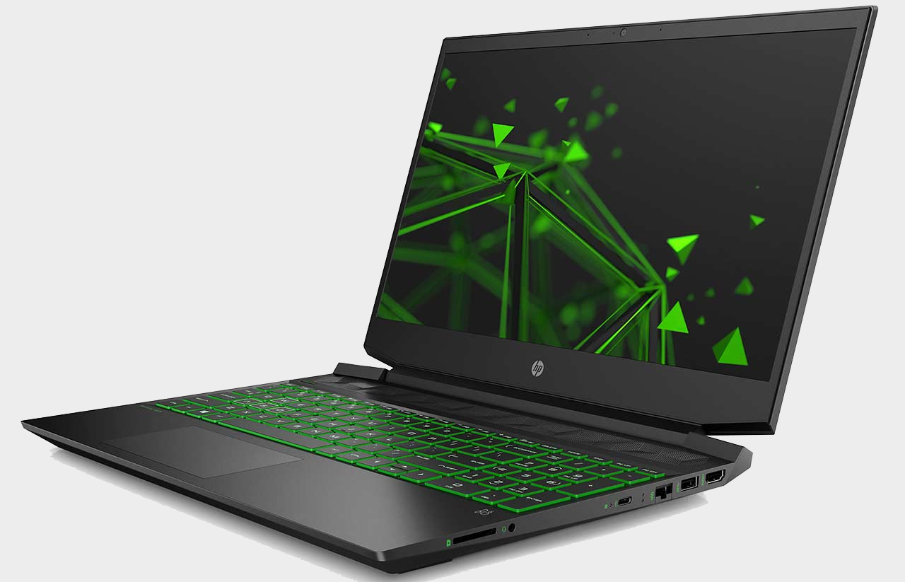 HP's first gaming laptop powered by an AMD CPU will start at $799 | PC Gamer