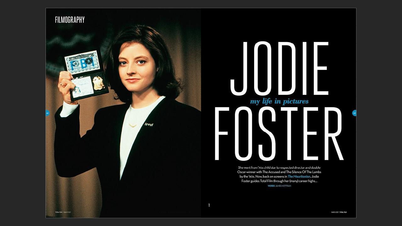 Jodie Foster de Total Film