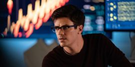The Flash's Grant Gustin Got Buff During The Pandemic Before Season 7