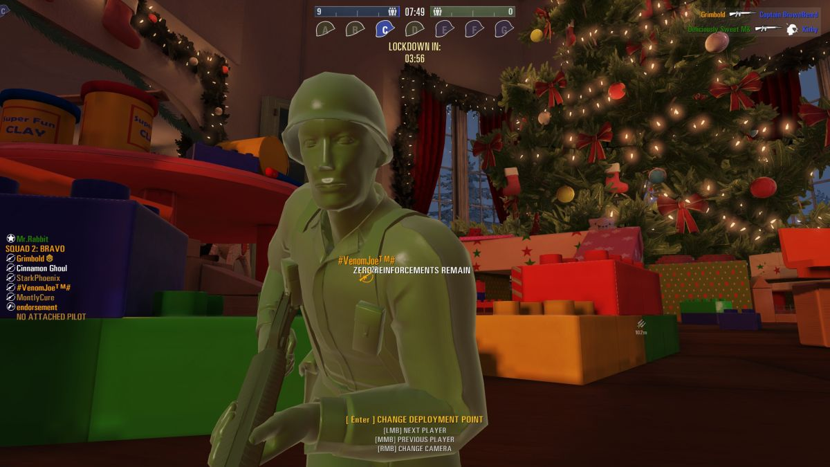 You must play Rising Storm 2's ridiculous toy soldier map