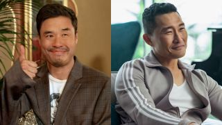 Randall Park, left, and Daniel Dae Kim starred in Always Be My Maybe on Netflix. They'll now pair up again in a heist film for Amazon Studios.