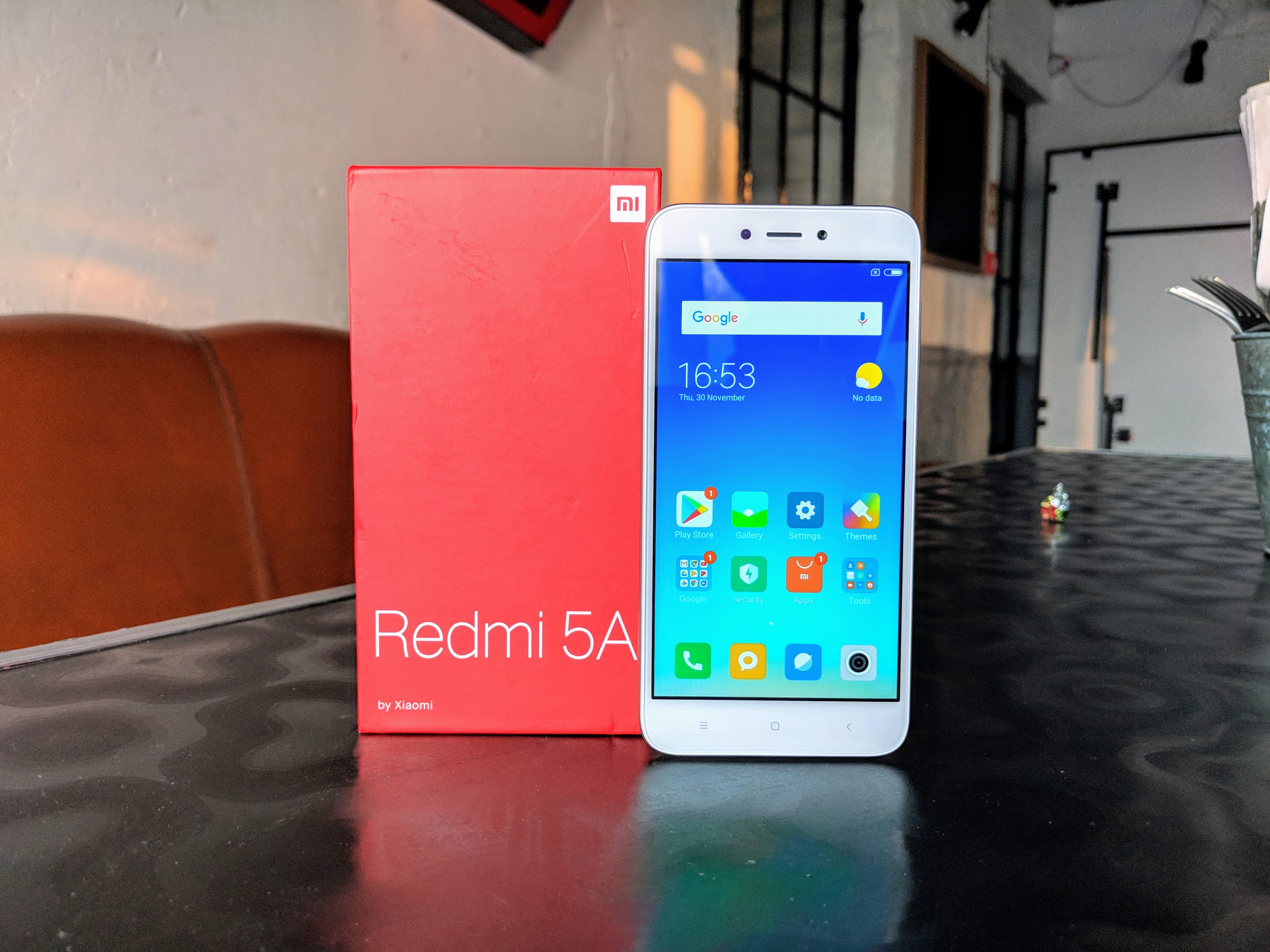 Xiaomi Redmi 5a Techradar 4a 2 16gb Gold