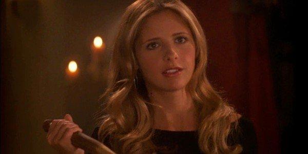 Buffy the Vampire Slayer Sarah Michelle Gellar