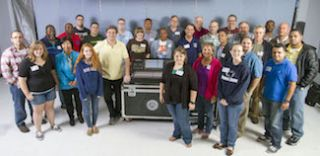"HOW-TO Sound Workshops Demonstrate ""How To"" With DiGiCo SD9"