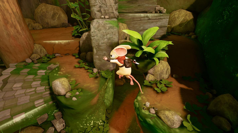 Best Oculus Quest games 2021: moss