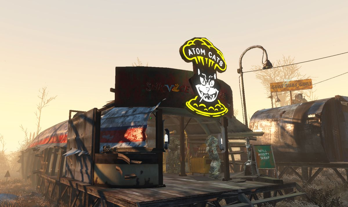 Fallout 4 Sim Settlements mod add-on introduces disaster
