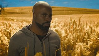 Mike Colter as David Acosta in 'Evil'