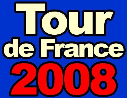 Tour de France 2008 logo