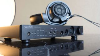 A versatile and high-quality DAC and headphone amp in one