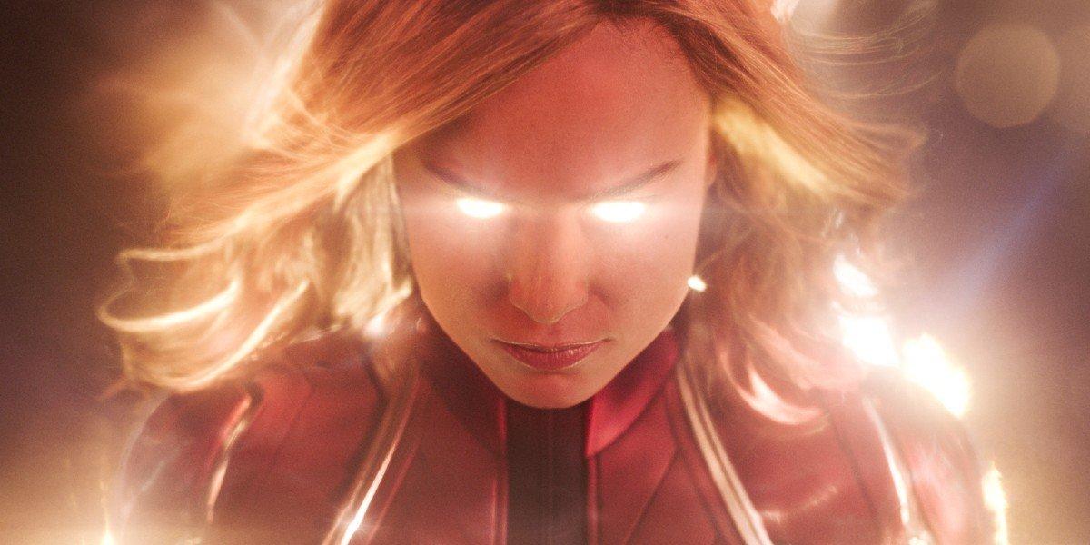 Brie Larson as Carol Danvers/Captain Marvel