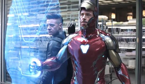 Iron Man MCU Marvel
