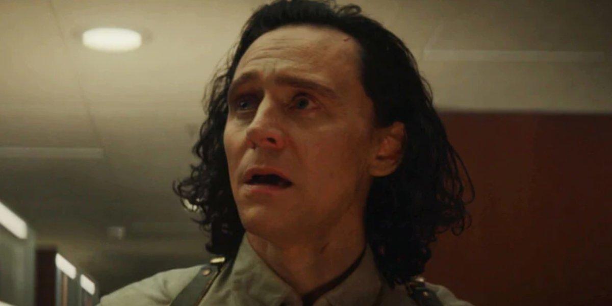 Tom Hiddleston in the Loki Season 2 finale