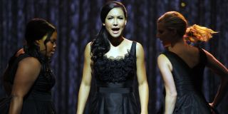 Naya Rivera as Santana Lopez on Glee (2011)