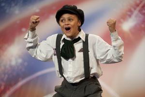 """BGT's Oliver singer Callum is """"autistic"""""""
