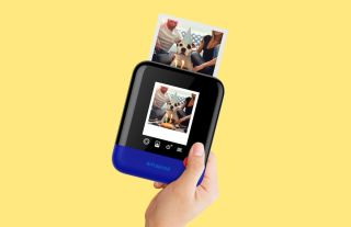 The Polaroid Pop instant digital camera was unveiled at this year's Consumer Electronics Show (CES).