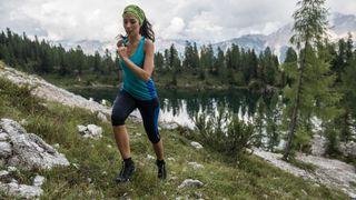 female ultra runner