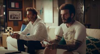 FIFA 22 trailer, David Beckham