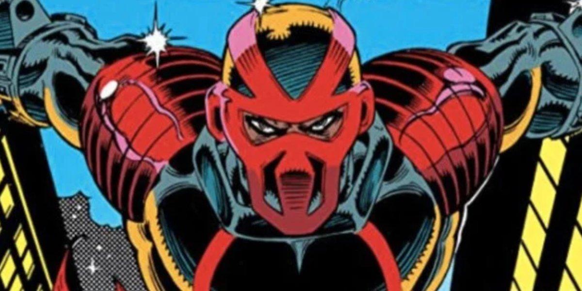 Marvel's Night Thrasher