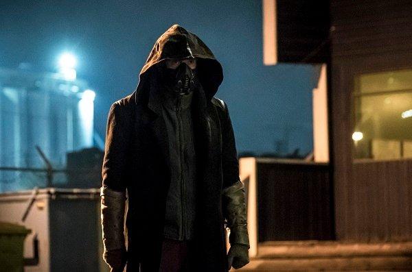 Cicada Chris Klein The Flash The CW
