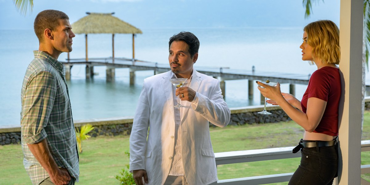 Fantasy Island Review: This Is Nobody's Fantasy