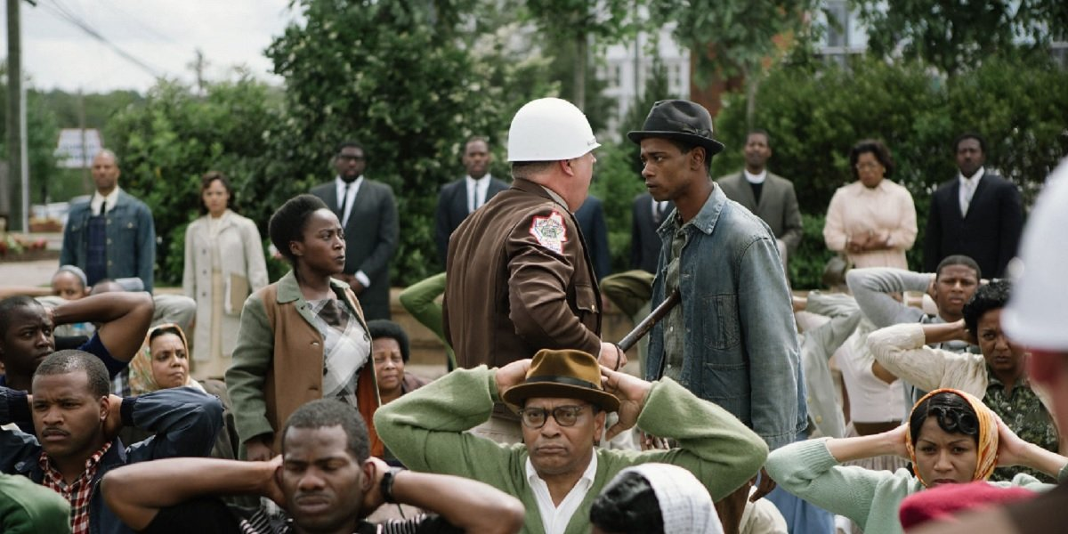 Lakeith Stanfield in Selma