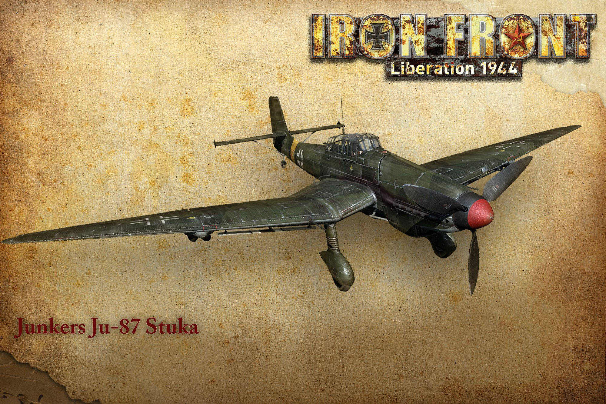 Iron Front Liberation 1944 Vehicles And Soldier Screenshots  #20057