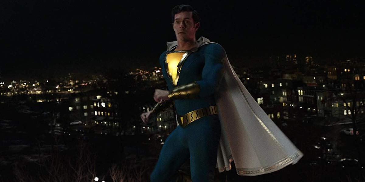 Adam Brody as Freddy in Shazam!