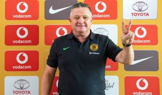 Kaizer Chiefs, Gavin Hunt