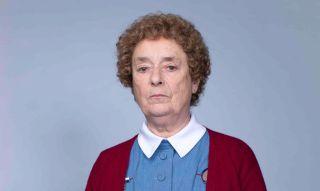 Call The Midwife Nurse Crane (Linda Bassett)