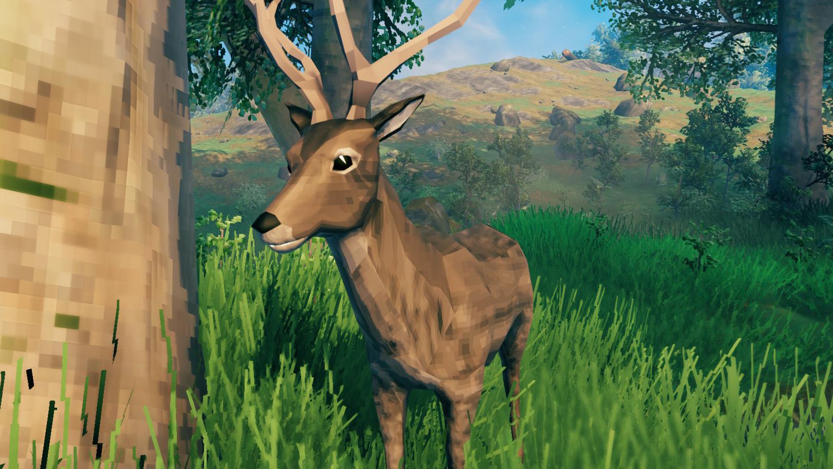 Valheim mod makes deer sound like deer instead of 'crazy duck-monkeys'