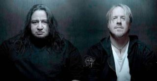 Fear Factory Dino and Burton