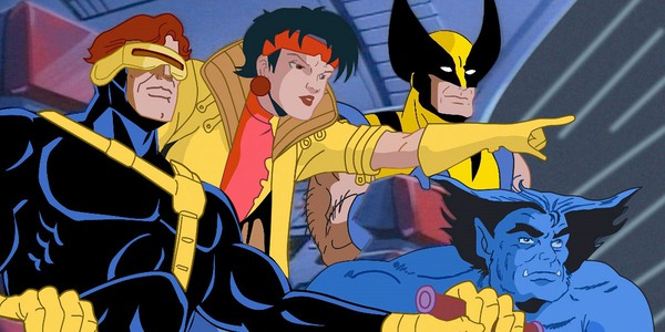 The X-Men united