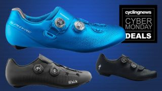 Cyber Monday cycling shoes deals