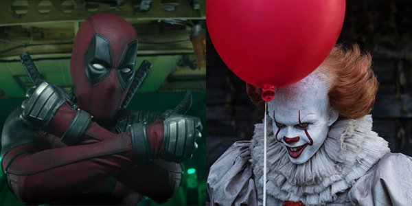 Deadpool and Pennywise