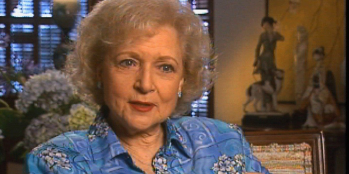 Betty White Television Academy Interview