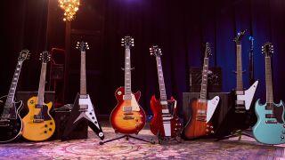 Epiphone NAMM 2020 guitars