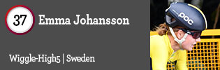 100 Best Road Riders of 2016: #37 Emma Johansson