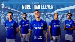 Everton new kit 2020/21
