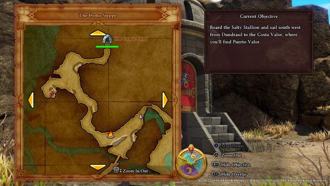 Dragon Quest 11 Rote TГјren