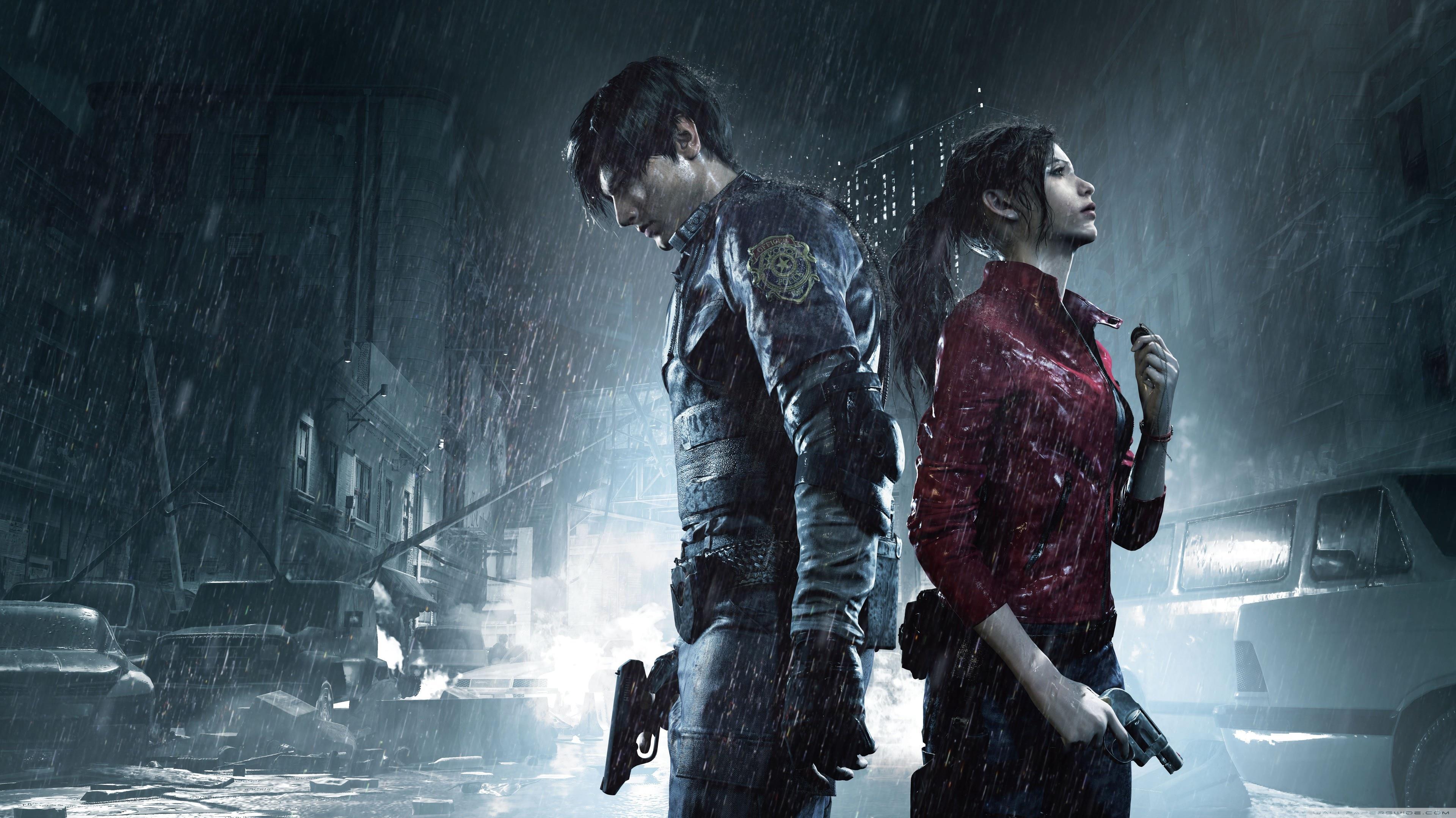Resident Evil's cinematic reboot arrives this September