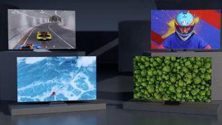 Nye Samsung TV-er 2021