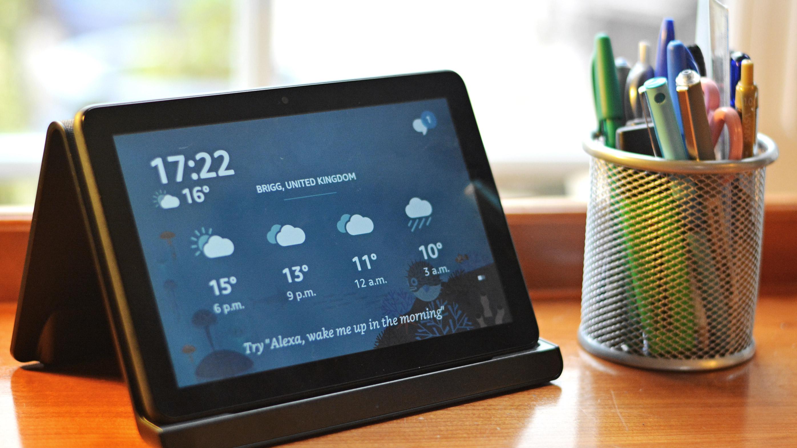 Amazon Fire Hd 8 Plus Review Techradar