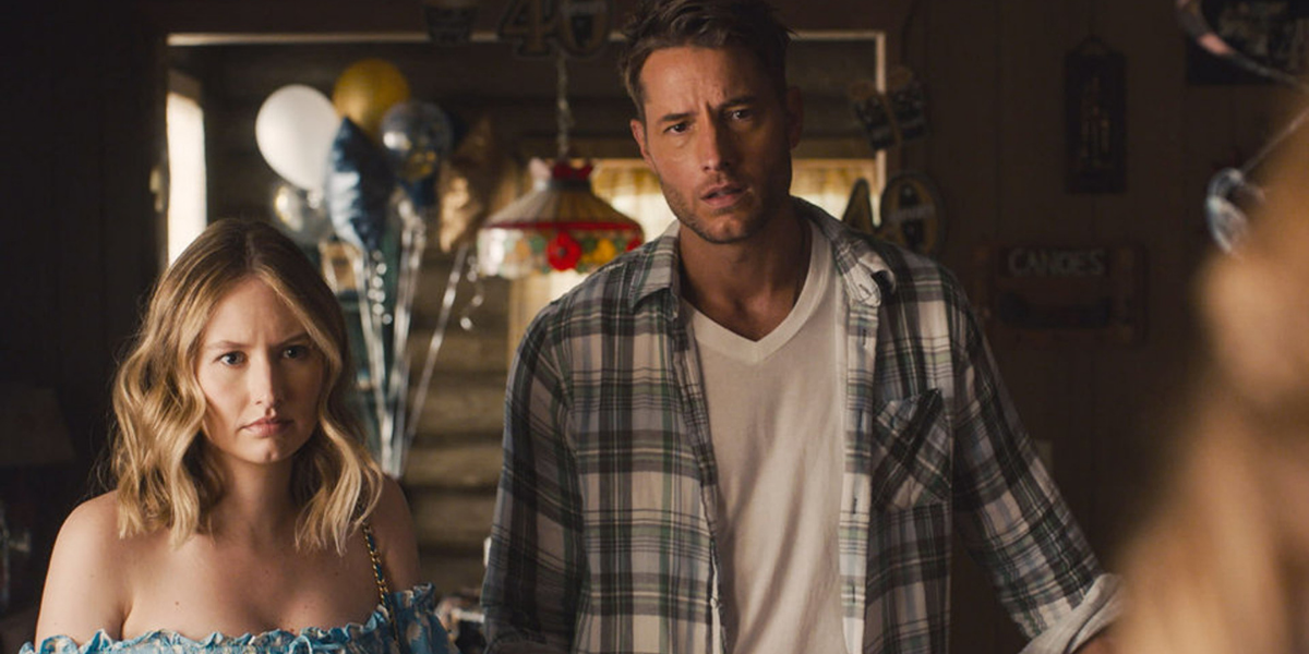 Kevin and Madison in This Is Us.