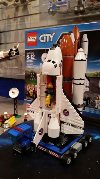 LEGO Spaceport Set