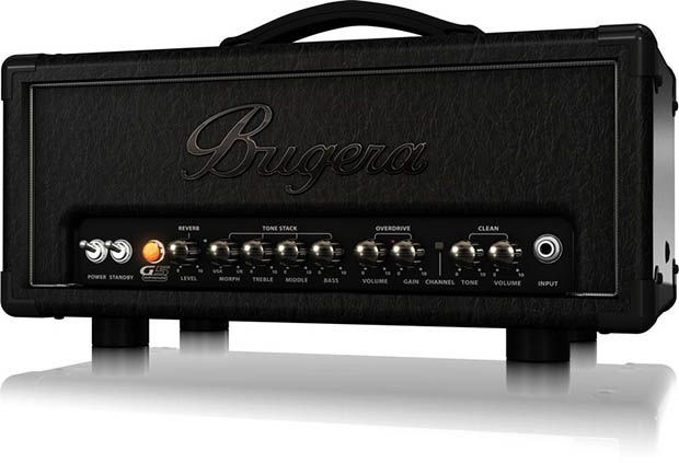 experience bugera 39 s g5 infinium class a guitar amp demo video guitarworld. Black Bedroom Furniture Sets. Home Design Ideas