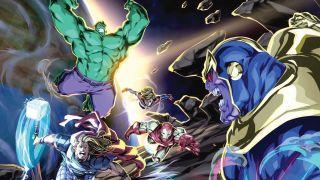 Tech-On Avengers