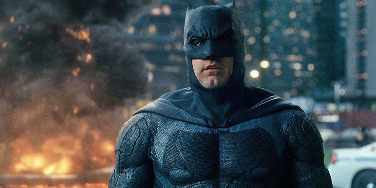 Ben Affleck - Zack Snyder's Justice League