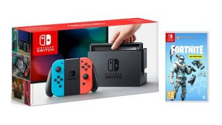 Grab a Nintendo Switch with Fortnite for one of the lowest prices we've ever seen