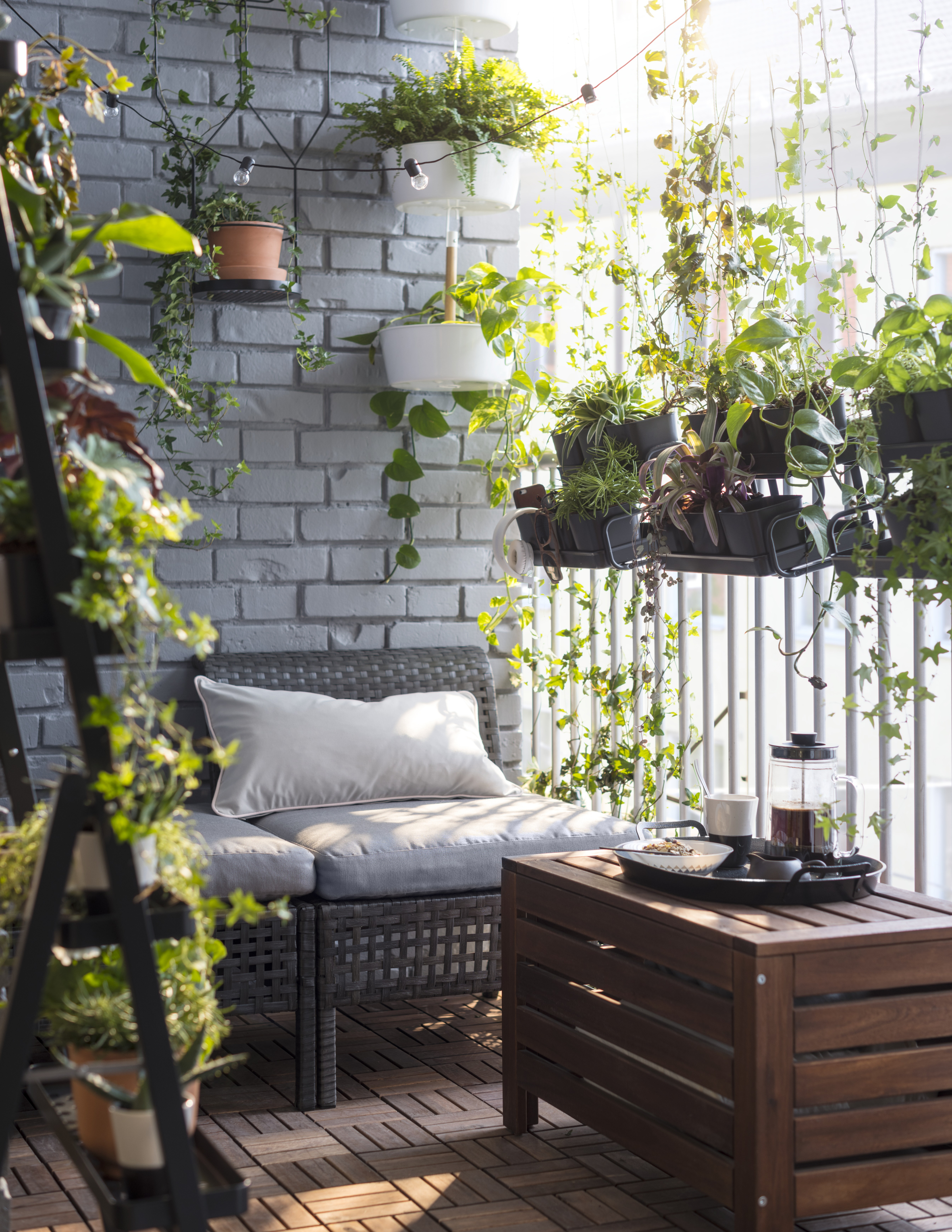 This Ikea Patio Furniture Is Here To