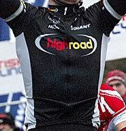 Team High Road jersey